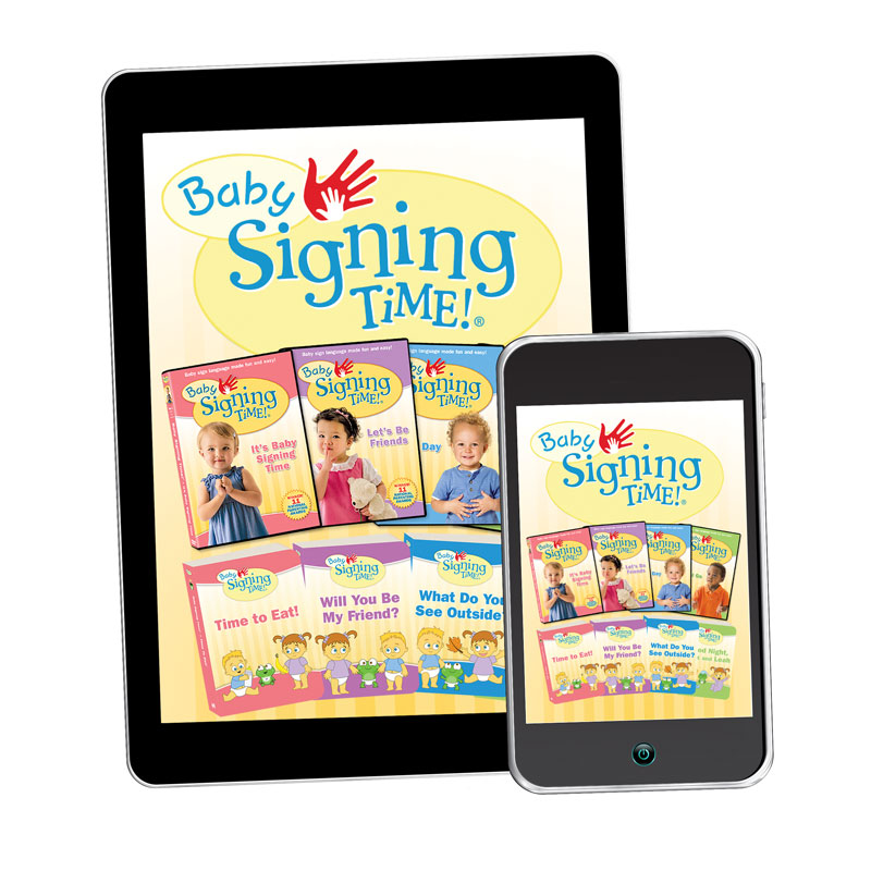 Baby Signing Time Digital Collection